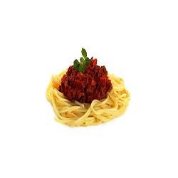 Espagueti Bolonesa Casa Tina