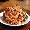 Meat Lasagna Casa Tina