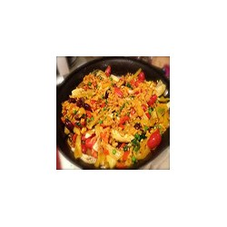 Vegetables Paella (2 pers)
