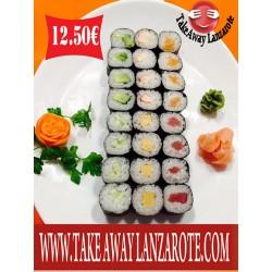 Maki Sushi 24 unid Oferta