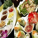 Starters - Chinese - Asian - Japanese - Thai