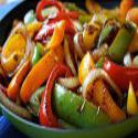Fresh Vegetables Dishes