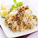 Tandoori Biryani Dishes