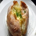 Jacket Potatoes - English Food Puerto del Carmen