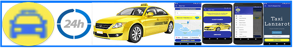 Airport Transfers with Private Chauffeur Services - Arrecife Airport Transfers - Taxi Ranks & Taxi Services Bookings Puerto del Carmen Lanzarote - Airport Transfers Bookings Puerto del Carmen Lanzarote - Professional Taxi Ranks & Taxi Services