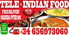 The Fazz's Indian Restaurant Puerto del Carmen Takeaway