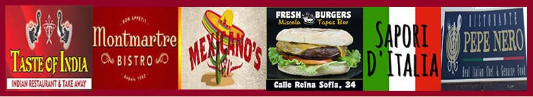 Takeaway Food Puerto Del Carmen, order food online. Choose your favorite restaurant in Puerto del Ca
