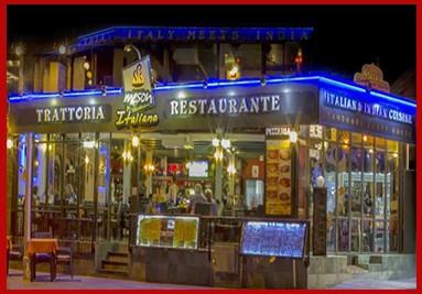 El Mejor Restaurante Hindu - Italiano Fusion Puerto del Carmen Lanzarote