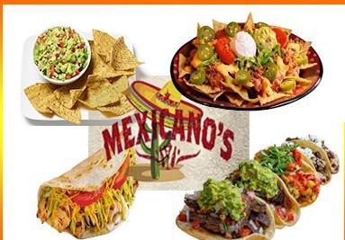 Los Mexicanos Takeaway Puerto del Carmen, Lanzarote, free delivery service pdc