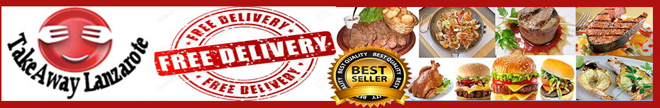 Playa Blanca Takeaway Restaurant free delivery Playa Blanca Lanzarote takeaway - The Best Burgers Playa Blanca - The Best Burgers Offers Playa Blanca - The Best Burgers Discounts Playa Blanca - The Best Burgers Delivery Playa Blanca Lanzarote. Variety of The Best Burgers Restaurants & The Best Burgers Places Playa Blanca