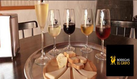 Wine Tasting & Cheese Tasting El Grifo Lanzarote