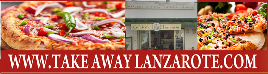 Pizza Takeaway Pizzeria Fantasie Di Grano , Takeaway Playa Blanca, Lanzarote, food Delivery Lanzarote, Yaiza