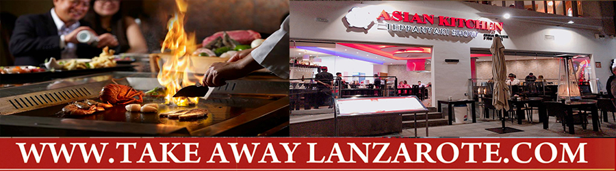 Asian Restaurant Kitchen Chinese Delivery Restaurant Takeaway Puerto del Carmen, Food delivery Lanzarote, Lanzarote, food Delivery Lanzarote