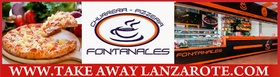Pizza Takeaway Arrecife Fontanales Pizza & Buger Arrecife - Pizzerias Lanzarote, Takeaway Arrecife Lanzarote, food Delivery Lanzarote Arrecife