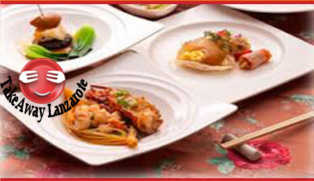 Your Favorite Chinese Restaurant Food delivered To your Door by Takeaway Lanzarote Group - Delivery Service Canarias