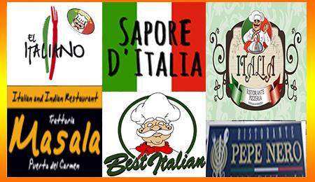 Italian Food Takeaway Puerto del Carmen, TakeawayLanzarote.com