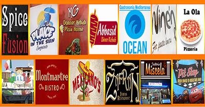 Takeaways Lanzarote : Playa Blanca | Puerto del Carmen | Yaiza | Puerto Calero | Costa Teguise | Arrecife | Playa Honda | San Bartolome | Haria | Macher | Femes .