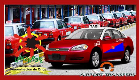 Low Cost Taxi Lanzarote Airport Trasnfers Lanzarote