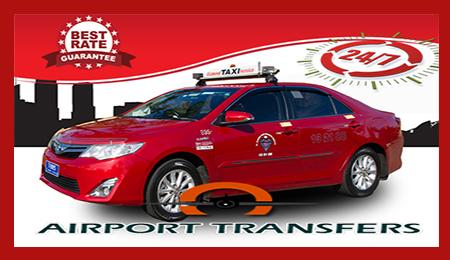 Taxi y Traslados al Aeropuerto