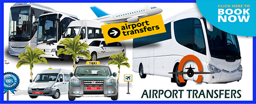Reserve your Airport Transfer - Taxi - Shuttle - Tour Lanzarote