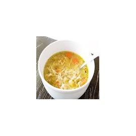 Chicken Mushrooms Soup