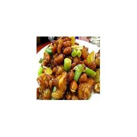 Duck with Kong Bao sauce
