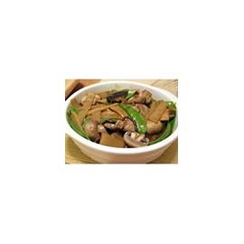 Chicken Chinesse mushrooms and Bamboo