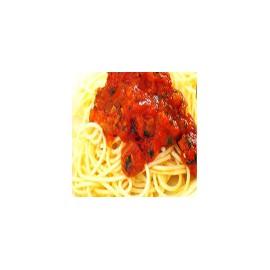Espaguetis Napolitana