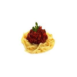 Espaguetis Bolognesa