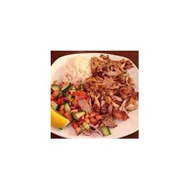 Chicken Kebab Dish