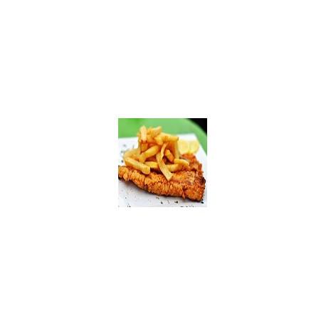 Filete de Gallo Empanado