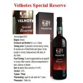 Velhotes Special Reserve