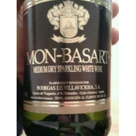 Mon - Basart Sparkling Wine 20cl