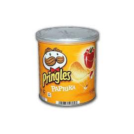 Crisps Pringles 40gr Paprika