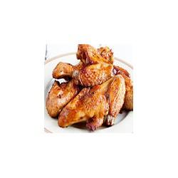 Alitas de Pollo fritas con Miel (3p)