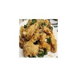 Alitas de Pollo con Sal y Pimienta