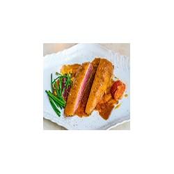 Peking Duck in orange sauce