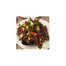 Ternera en salsa de Kun Bao a la plancha
