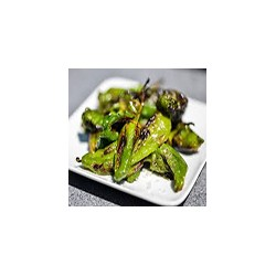 Small Green Peppers Fried & Salted (Pimientos Padron)
