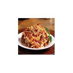 Homemade Meat Lasagne