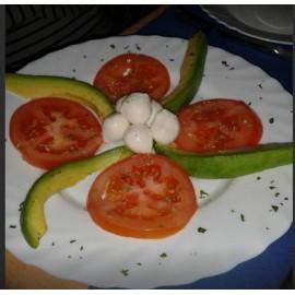 Tomato Avocado Mozarella