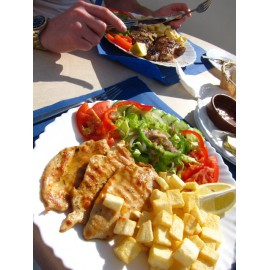 Chicken Breast Piri-Piri