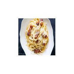 Spaguetti with Carbonara Sauce