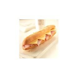 Baguette Ham & Cheese