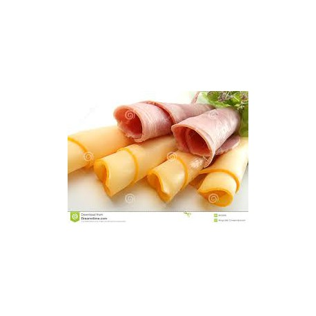 Parmaham and Cheese Plate