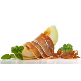 Melon with Parmaham