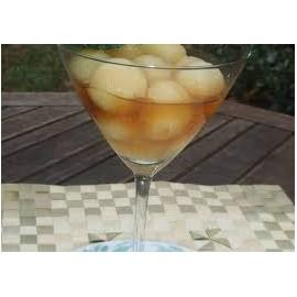 Melon with Porto Wine