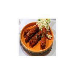 Cordero Picado Cocinado en Tandoori Horno Plato Principal
