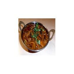 Mushroom Bhaji Main Dish