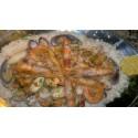 Seafood on Rice